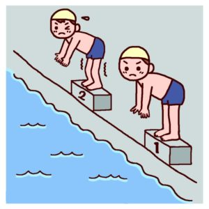 「泳力検定」受験者募集中